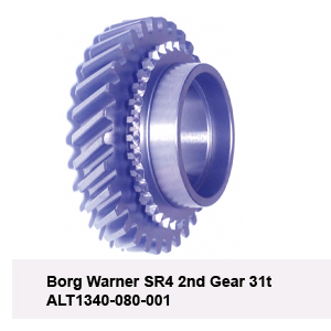 Borg Warner SR4 2nd Gear 31t ALT1340-080-001
