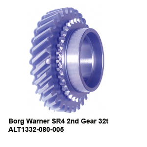 Borg Warner SR4 2nd Gear 32t ALT1332-080-005