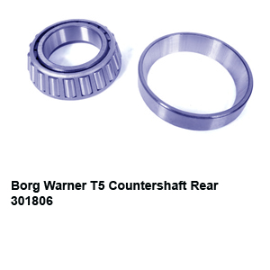 Borg Warner T5 Countershaft Rear 301806