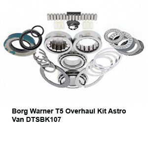 Borg Warner T5 Overhaul Kit Astro Van DTSBK107