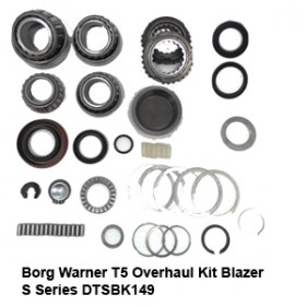 Borg Warner T5 Overhaul Kit Blazer S Series DTSBK149