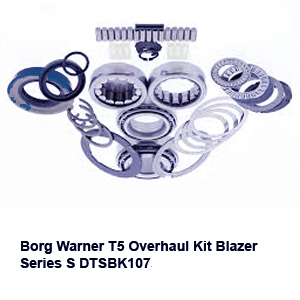 Borg Warner T5 Overhaul Kit Blazer Series S DTSBK107