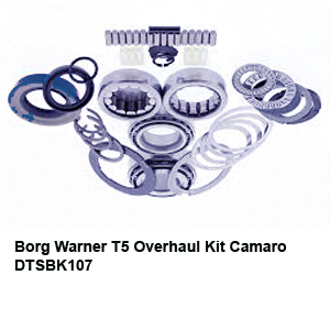 Borg Warner T5 Overhaul Kit Camaro DTSBK107