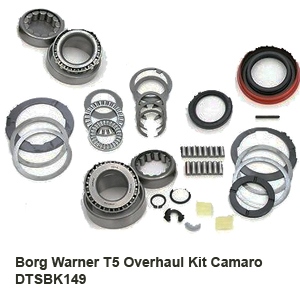 Borg Warner T5 Overhaul Kit Camaro DTSBK149