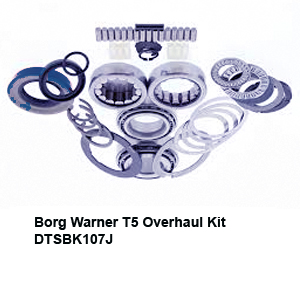 Borg Warner T5 Overhaul Kit DTSBK107J