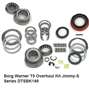 Borg Warner T5 Overhaul Kit Jimmy-S Series DTSBK1498
