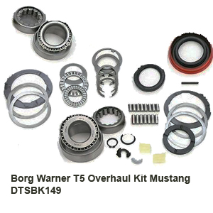 Borg Warner T5 Overhaul Kit Mustang DTSBK1494
