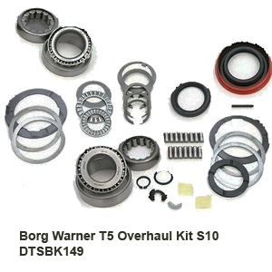 Borg Warner T5 Overhaul Kit S10 DTSBK149