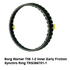 Borg Warner T56 1-2 Inner Early Friction Synchro Ring TRS386701-18