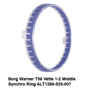 Borg Warner T56 Vette 1-2 Middle Synchro Ring ALT1386-525-0077