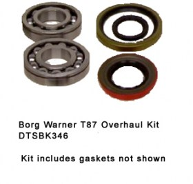 Borg Warner T87 Overhaul Kit DTSBK3461