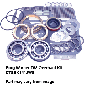 Borg Warner T98 Overhaul Kit DTSBK141JWS7