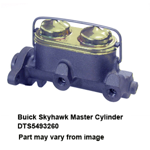 Buick Skyhawk Master Cylinder DTS5493260