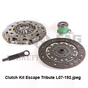 Clutch Kit Escape Tribute L07-1921