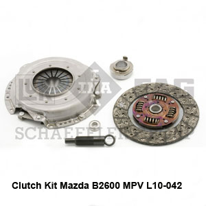 Clutch Kit Mazda B2600 MPV L10-0429