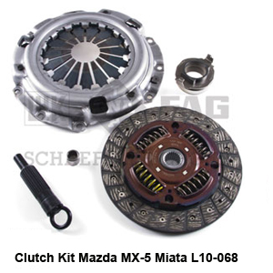 Clutch Kit Mazda MX-5 Miata L10-0686