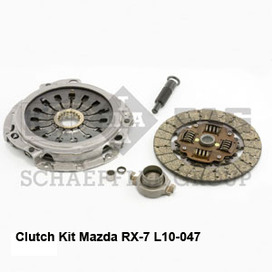 Clutch Kit Mazda RX-7 L10-0473