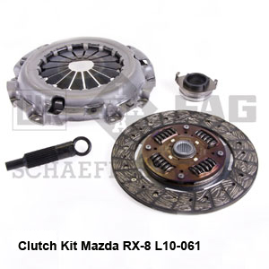 Clutch Kit Mazda RX-8 L10-0613