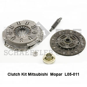 Clutch Kit Mitsubishi Mopar L05-0118