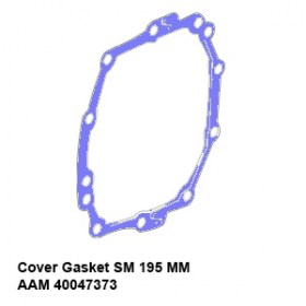 Cover Gasket SM 195 MM AAM 400473736