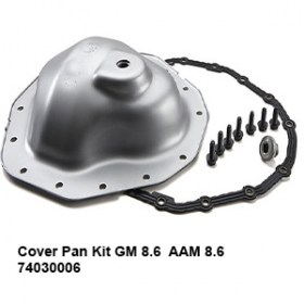Cover Pan Kit GM 8.6  AAM 8.67403000643