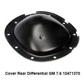 Cover Rear Differential GM 7.6 124713704