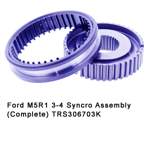Ford M5R1 3-4 Syncro Assembly (Complete) TRS306703K