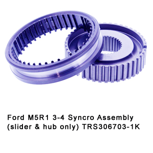 Ford M5R1 3-4 Syncro Assembly (slider & hub only) TRS306703-1K