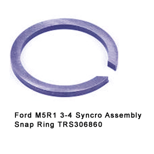 Ford M5R1 3-4 Syncro Assembly Snap Ring TRS306860