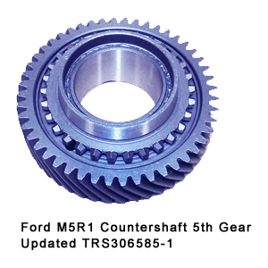 Ford M5R1 Countershaft 5th Gear Updated TRS306585-1