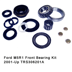 Ford M5R1 Front Bearing Kit 2001-Up TRS306201A