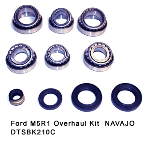 Ford M5R1 Overhaul Kit  NAVAJO DTSBK210C