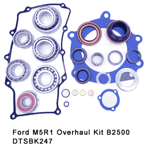 Ford M5R1 Overhaul Kit B2500 DTSBK247