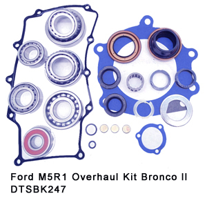 Ford M5R1 Overhaul Kit Bronco ll DTSBK2474
