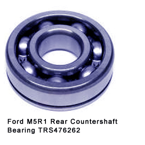 Ford M5R1 Rear Countershaft Bearing TRS476262