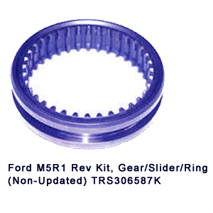 Ford M5R1 Rev Kit Gear-Slider-Ring (Non-Updated) TRS306587K