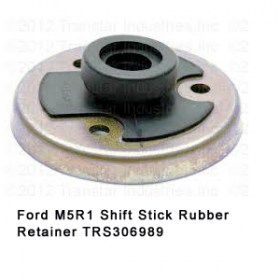 Ford M5R1 Shift Stick Rubber Retainer TRS306989