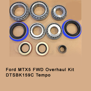 Ford MTX5 FWD Overhaul Kit DTSBK159C Tempo