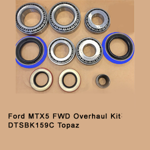 Ford MTX5 FWD Overhaul Kit DTSBK159C Topaz