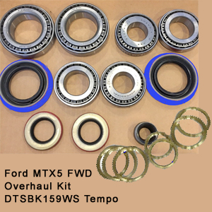Ford MTX5 FWD Overhaul Kit DTSBK159WS Tempo