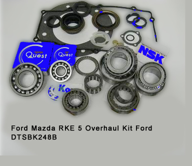 Ford Mazda RKE 5 Overhaul Kit Ford DTSBK248B2