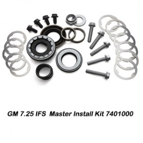 GM 7.25 IFS  Master Install Kit 74010001