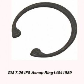 GM 7.25 IFS Asnap Ring14041989