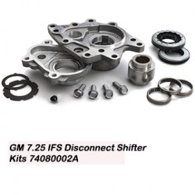 GM 7.25 IFS Disconnect Shifter Kits 74080002A7
