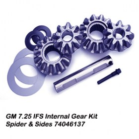 GM 7.25 IFS Internal Gear Kit Spider _ Sides 74046137