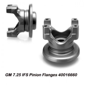 GM 7.25 IFS Pinion Flanges 40016660
