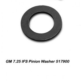 GM 7.25 IFS Pinion Washer 517900
