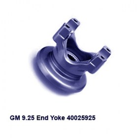 GM 9.25 End Yoke 40025925