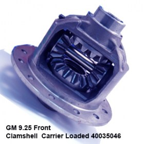 GM 9.25 Front Clamshell  Carrier Loaded 40035046