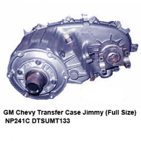 GM Chevy Transfer Case Jimmy (Full Size)  NP241C DTSUMT1337